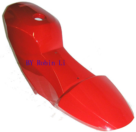 2 stroke 49cc pocket bike Fs509 Red seat Fairing
